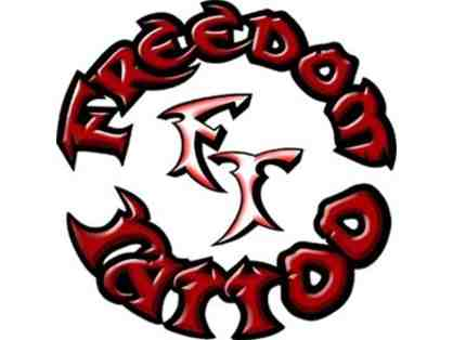 Freedom Tattoo, Inc $50 Gift Certificate