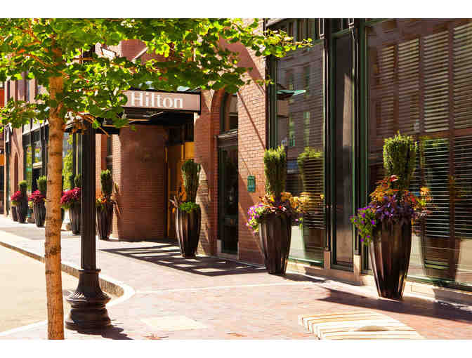 HILTON BOSTON HOTEL DOWNTOWN/FINANCIAL DISTRICT/FANEUIL HALL - Two (2) Free Night Stay