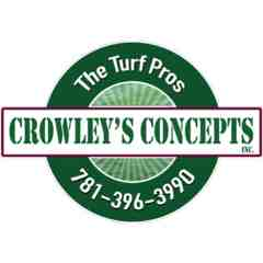 Crowleys Concepts: Artificial Turf, Stone, & Landscaping experts; (781) 396-3990