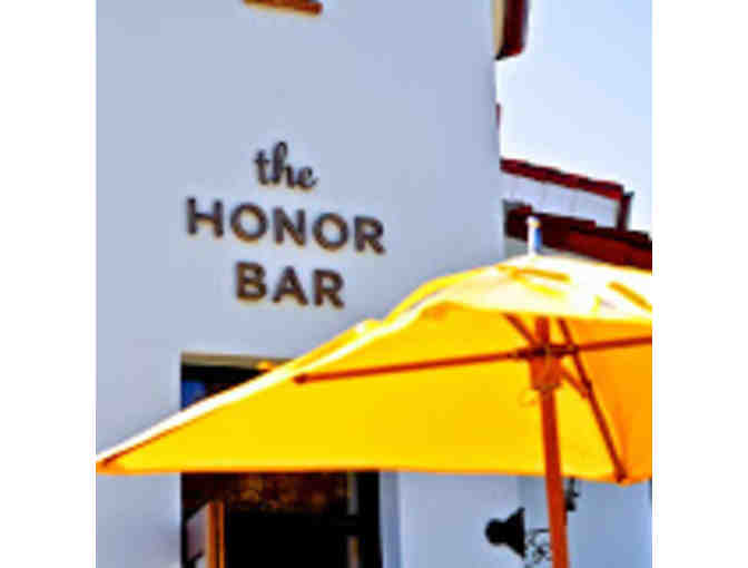 Honor Bar & Honor Market $75 Gift Certificate