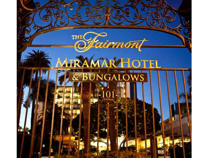 Fairmont Miramar Hotel & Bungalows - Two-Nights in a Bungalow and Dinner for Two at FIG