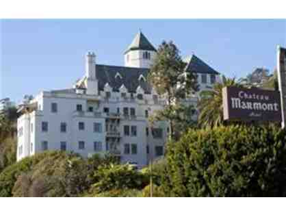 Chateau Marmont Hotel & Restaurant - One-Night Stay and Dinner for Two