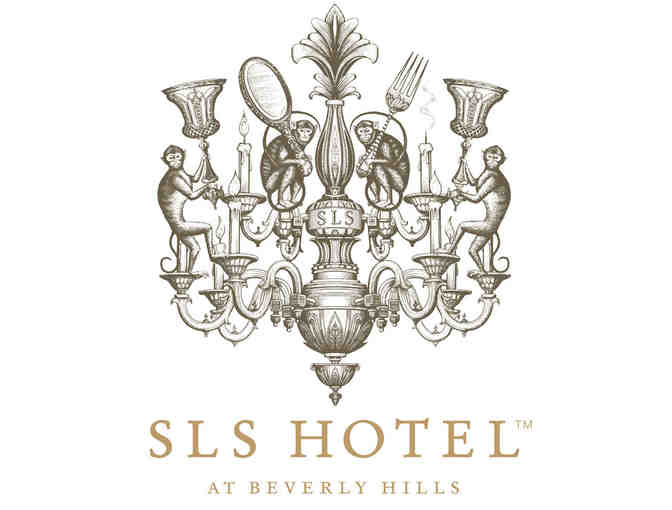SLS Hotel Beverly Hills - One Night Stay
