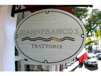 Gianfranco's Trattoria - $50 Gift Card