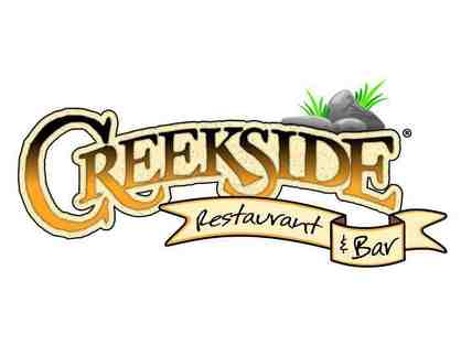 Creekside Restaurant & Bar - $100 Gift Card