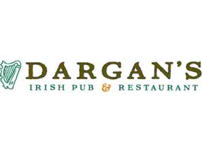 Dargan's Irish Pub & Restaurant - $25 Gift Card