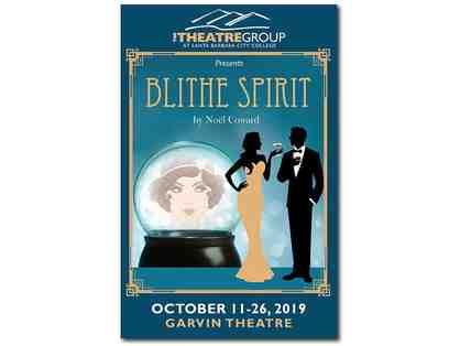 The Theatre Group at SBCC - Two Tickets to