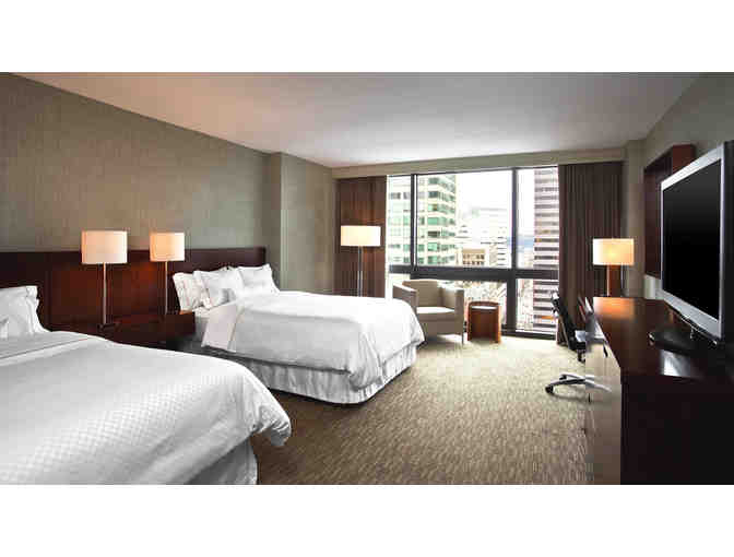 TWO-NIGHTS at THE WESTIN CINCINNATI in a DELUXE ROOM