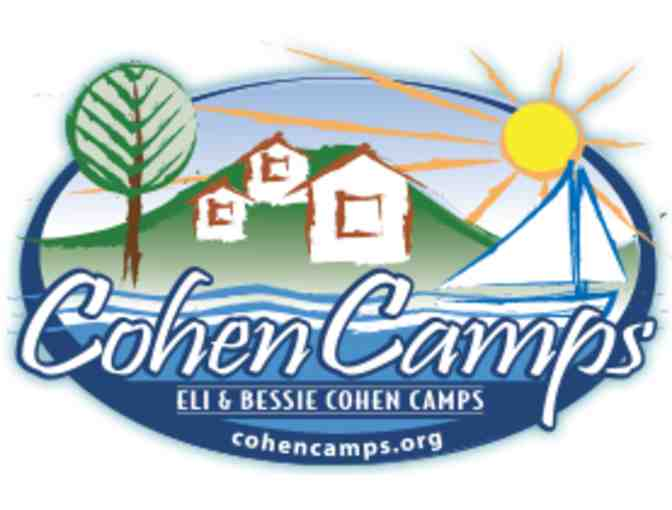 Tuition Credit for Cohen Camps - Camp Pembroke, Tel Noar or Tevya