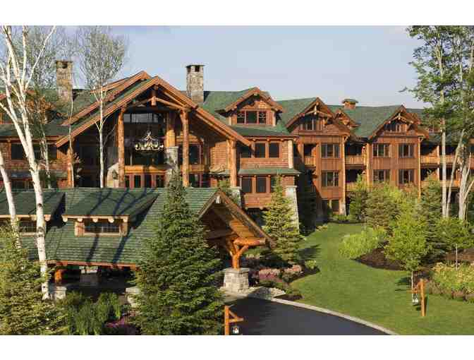 Ultimate Whiteface Lodge & Spa Getaway