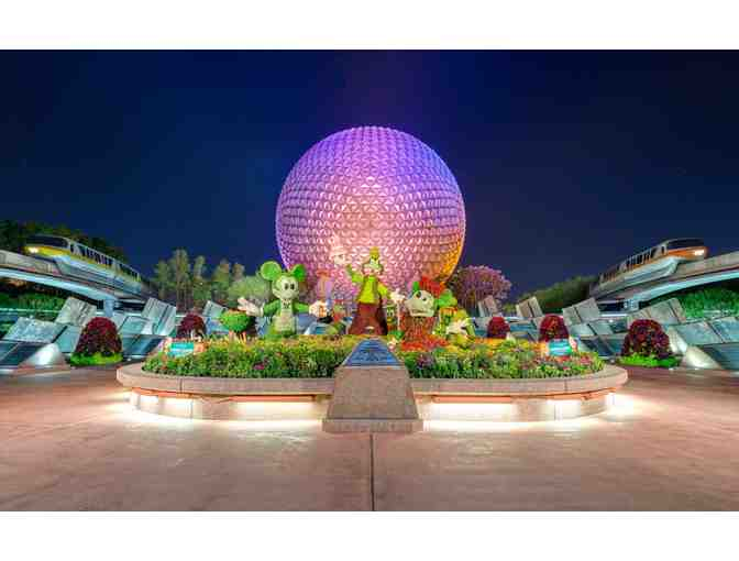 Vacation at Walt Disney World - park passes, hotel, and car rental!