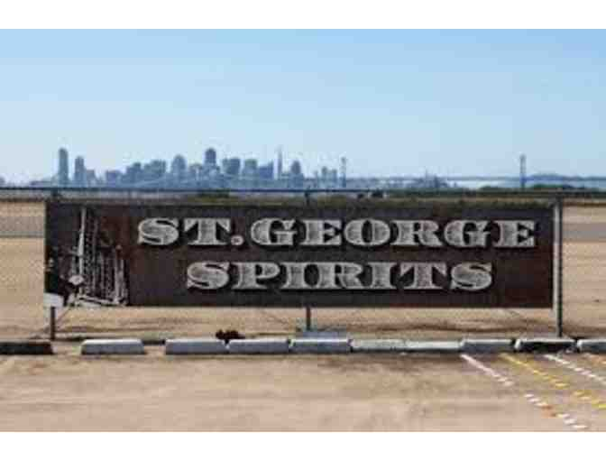 Tour and tasting for Four from St. George's Spirits