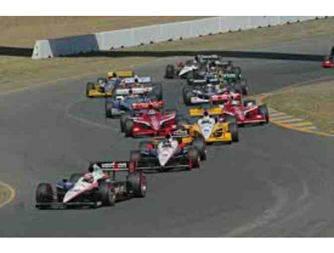 2 Tickets to Saturday Grand Prix of Sonoma
