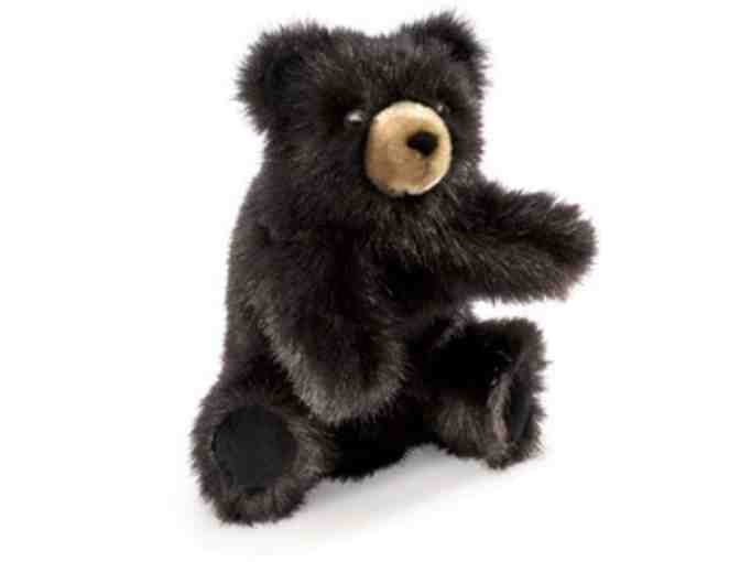Baby Black Bear Puppet (item 1 of 3)