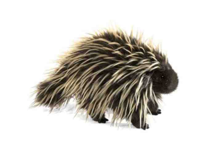 Porcupine Puppet (item 1 of 2)