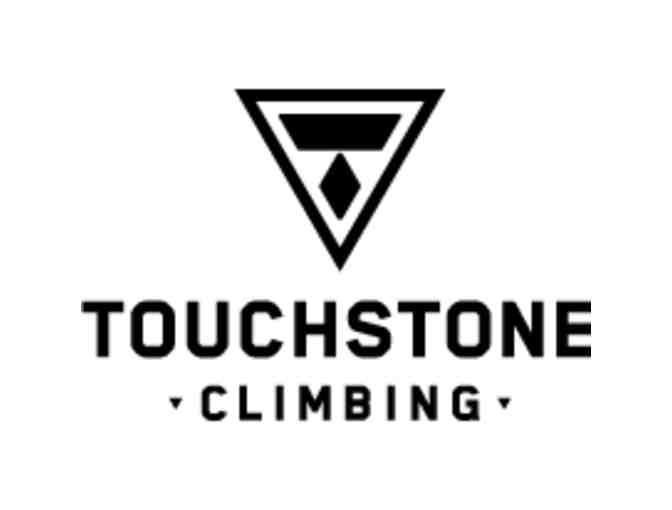 Two classes or day passes from Touchstone Climbing