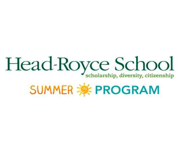 Head Royce Summer Camp Session (3 weeks)