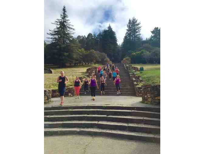 8 week BeFit session from Balanced Fitness for Moms