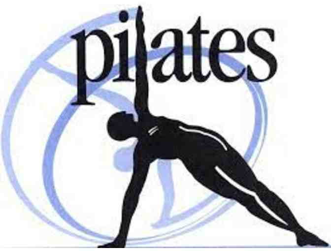 1 Pilates Private Session with Leslie Olsson