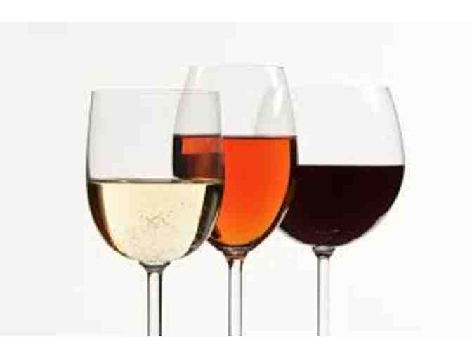 Red, Rose & Sparkling Wine Trio