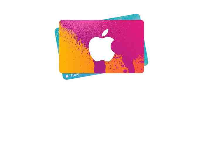 $35 in iTunes Gift Cards!