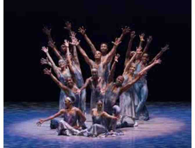 Two tickets to Alvin Ailey 4/10/18 at Zellerbach Hall!