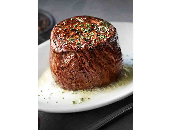 $100 gift card for Ruth's Chris Steakhouse