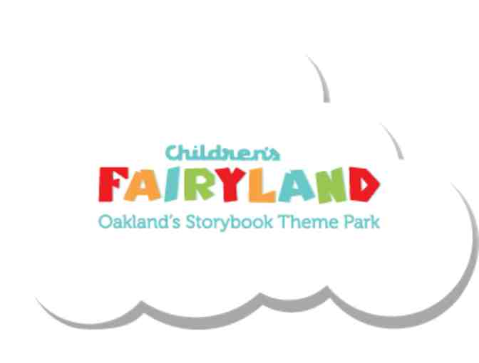 4 General Admission Tickets to Fairyland
