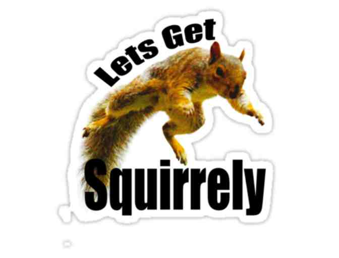 Let's Get Squirrely Party hosted by the Kimball and Bloch families!