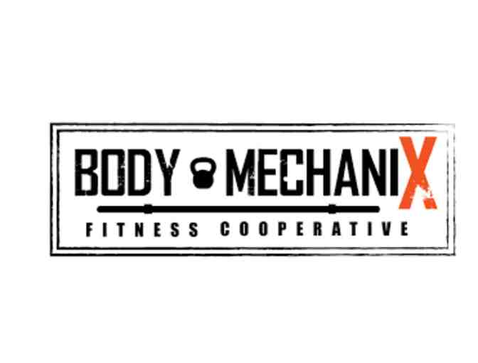 1 Month Unlimited Group Training at Body Mechanix (1 of 2)