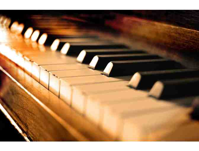 Three piano or songwriting lessons from Dean Curtis