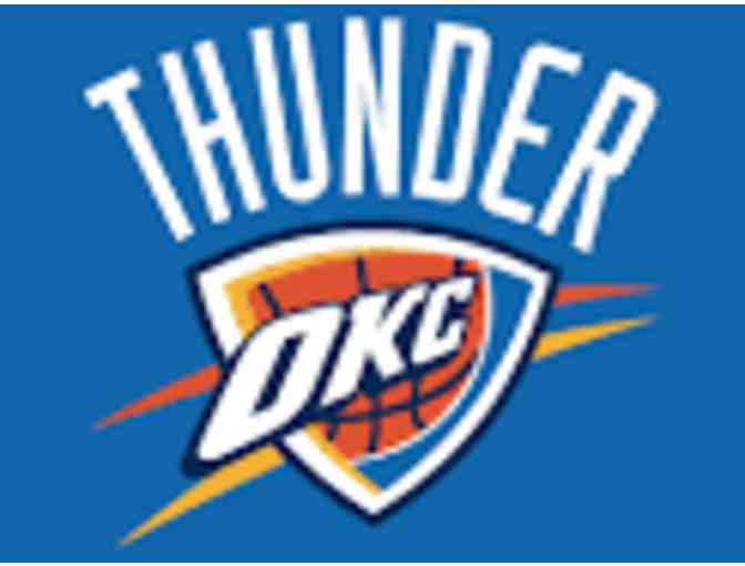 Two more AMAZING tix--Warriors vs. OKC Thunder, 2/24