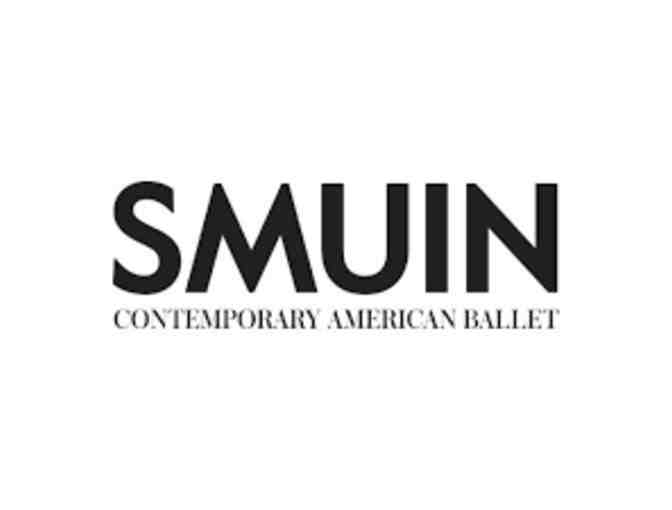 Two tickets to Smuin Ballet Performance