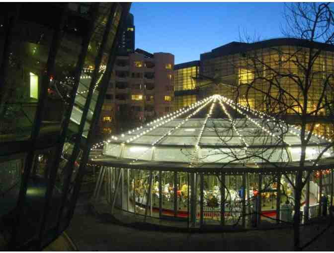 Children's Creativity Museum + Carousel Rides