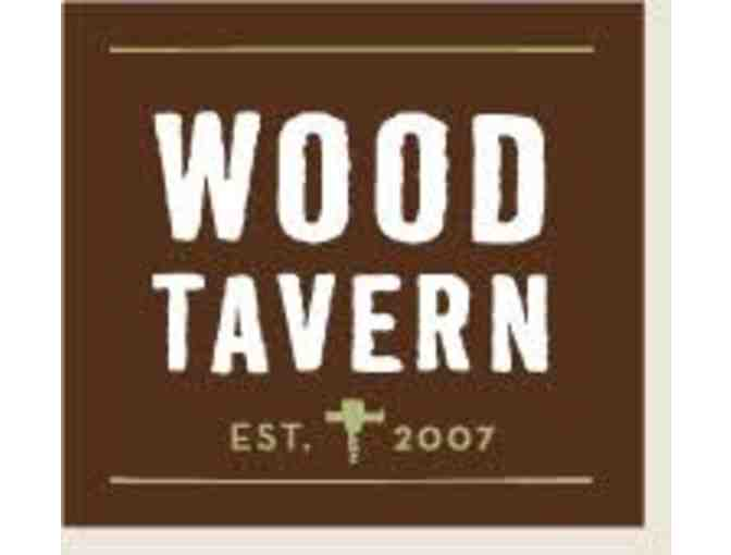 Dinner for 2 with wine pairings at Wood Tavern