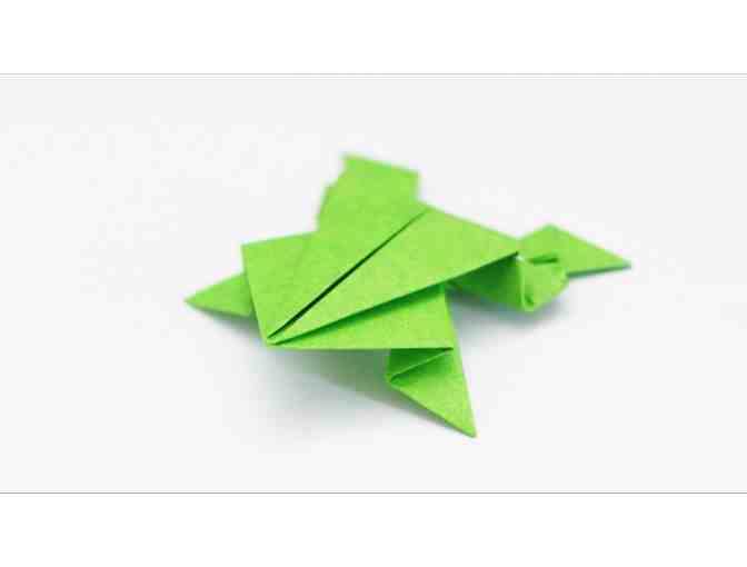 Origami with Ms. Jessica (#4 of 5 biddable slots)