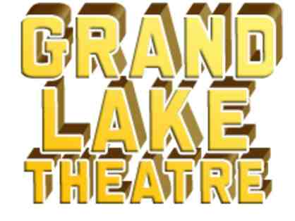 4 Matinee Admission Passes at Grand Lake Theater
