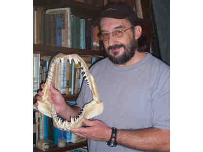 Meet Dean Fessler (aka THE Shark Man), for lunch or dinner in NJ or Philadelphia
