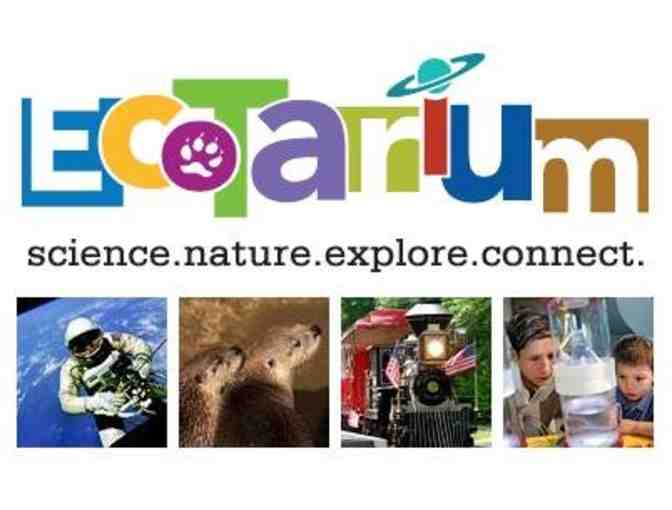 EcoTarium - Family Pass (2 adults/2 children)