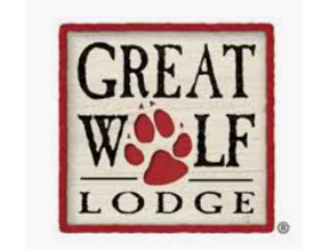 Great Wolf Lodge - 5 Waterpark Day Passes