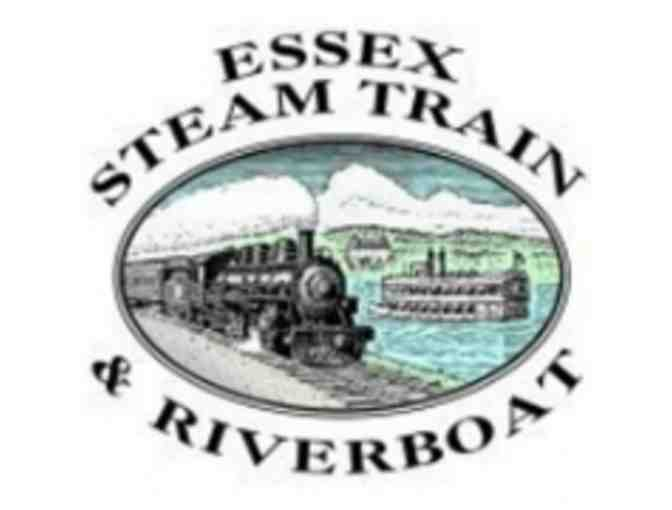 Essex Steam Train and Riverboat - 2.5 hour Train & Riverboat Excursion