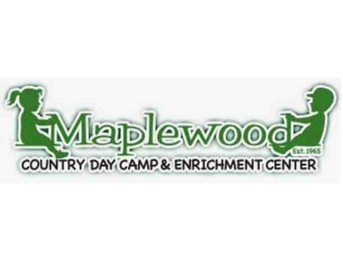 Maplewood Country Day Camp - Gift Certificate for One Week of Summer Camp