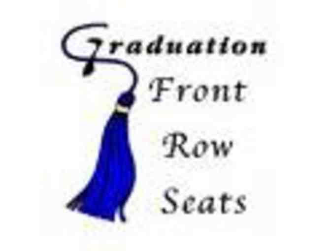 Graduation Ticket UPGRADE - Six Reserved Front Row Seats