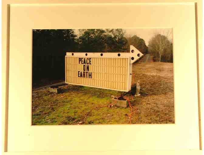 Peace on Earth, Kingston, GA, Copyright 2006, William Boling