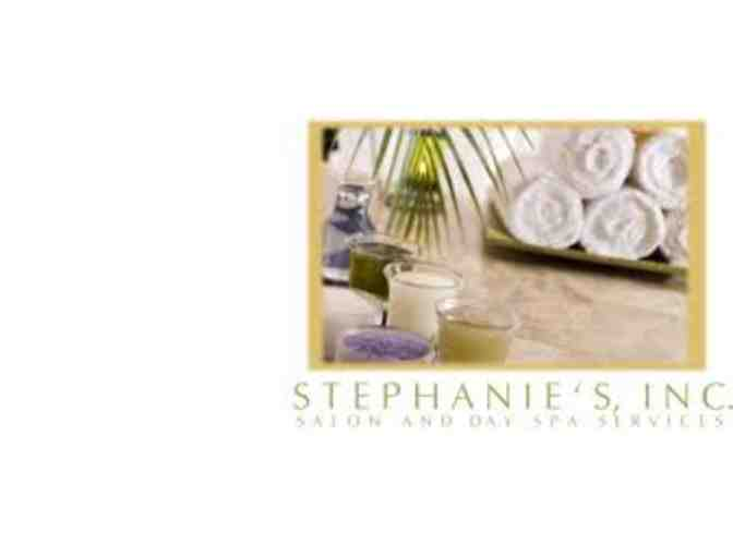$100 Gift Certificate to Stephanie's Salon and Day Spa - Photo 1