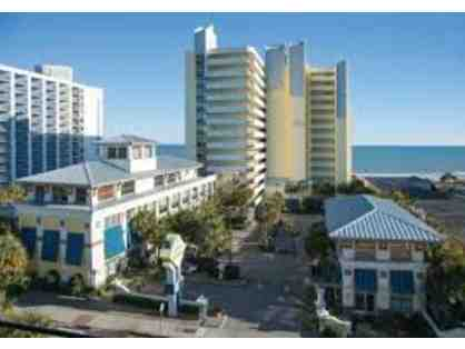 2 Nights Stay at the Sea Crest Ocean Front Resort