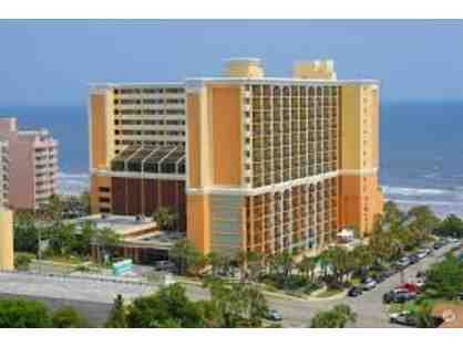 2 Nights Stay at The Caravelle Resort Hotel