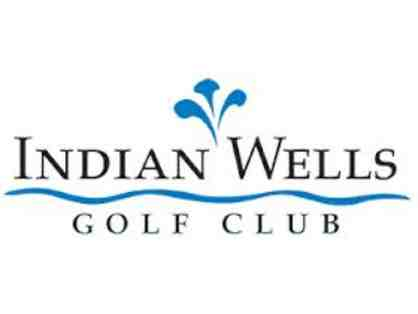1 Round Golf  for 4 w/cart at Indian Wells