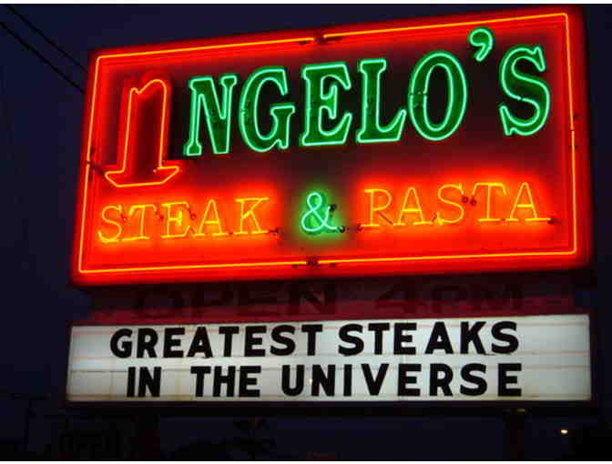 $25 Gift Certificate to Angelos Steak & Pasta - Photo 2