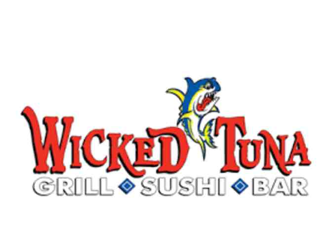$50 Gift Card to Wicked Tuna - Photo 1